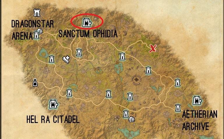 Sanctum Ophidia Guide