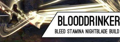 Stamina Nightblade Bleed Build PvE