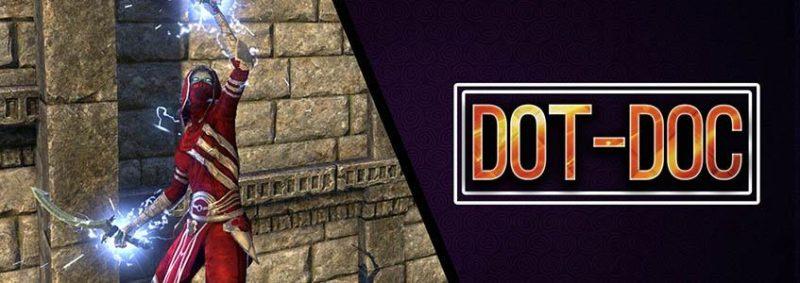 Stamina sorcerer Build pvp dot doc