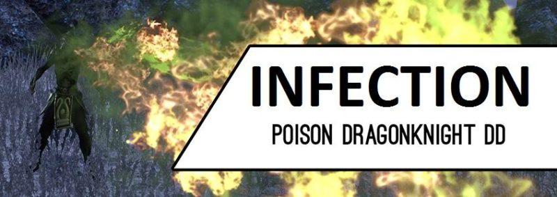Poison Dragonknight Build