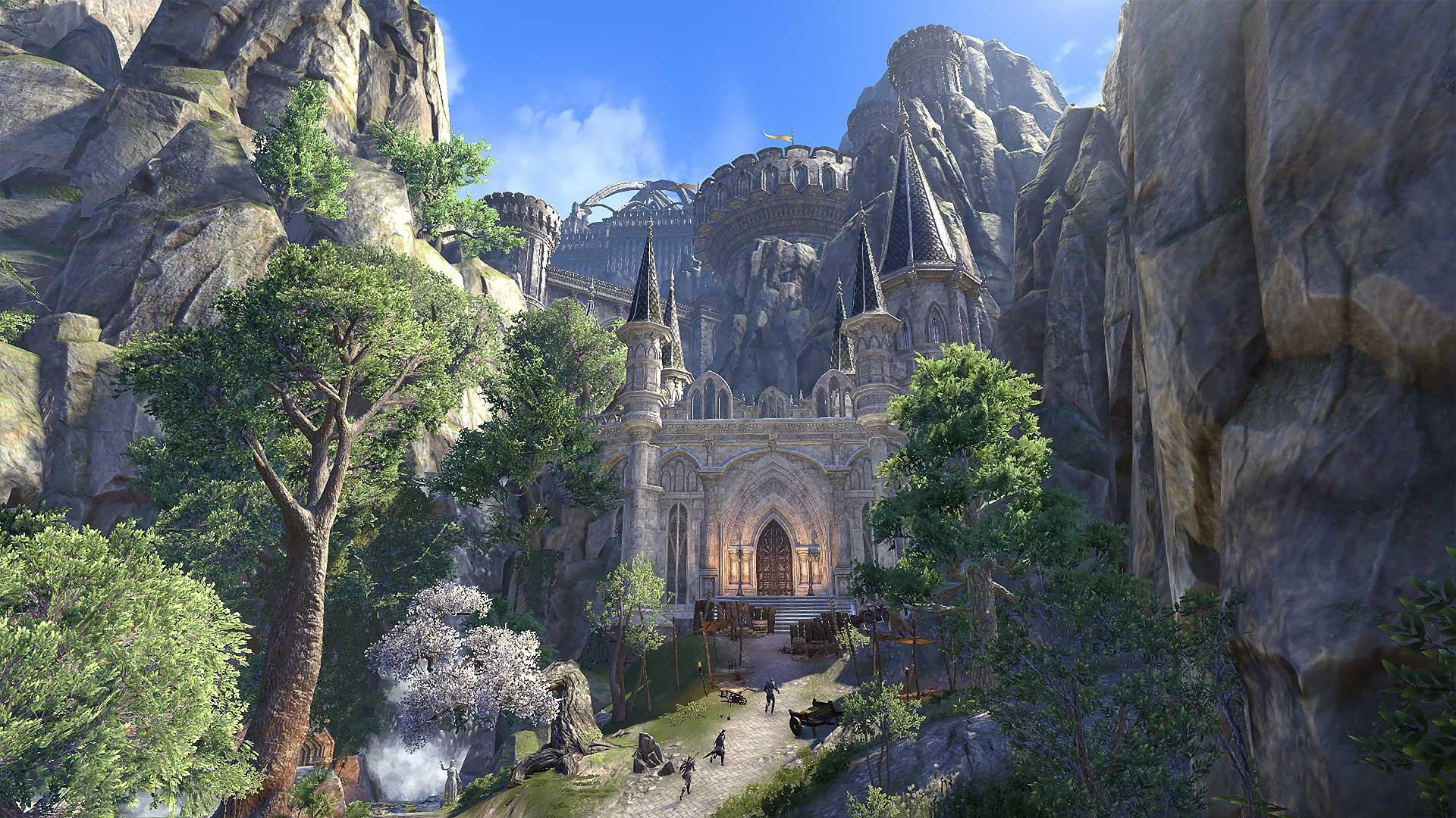 Summerset Isles Chapter