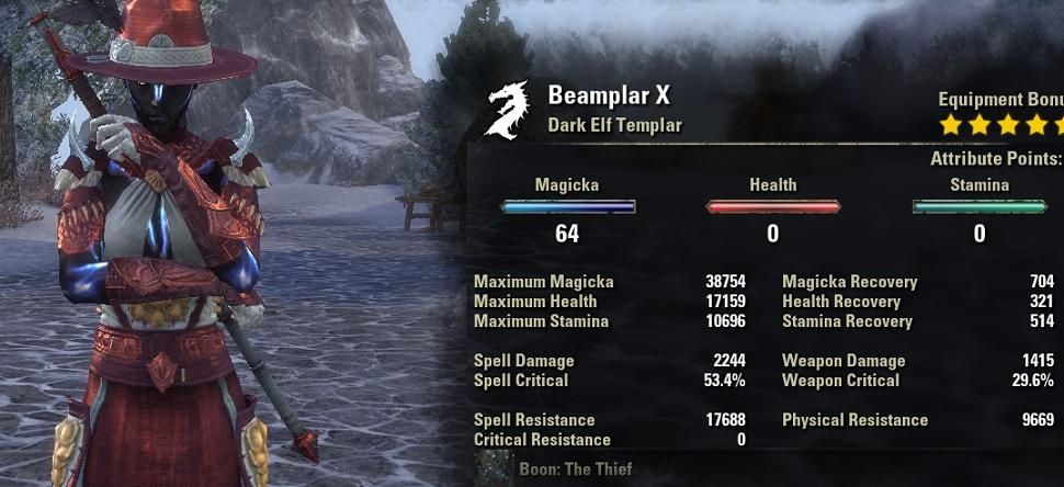Beamplar Build pve