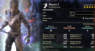 Magsorc Mystic buffed stats2