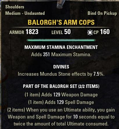 New Sets for Wolfhunter DLC, Elder Scrolls Online - AlcastHQ