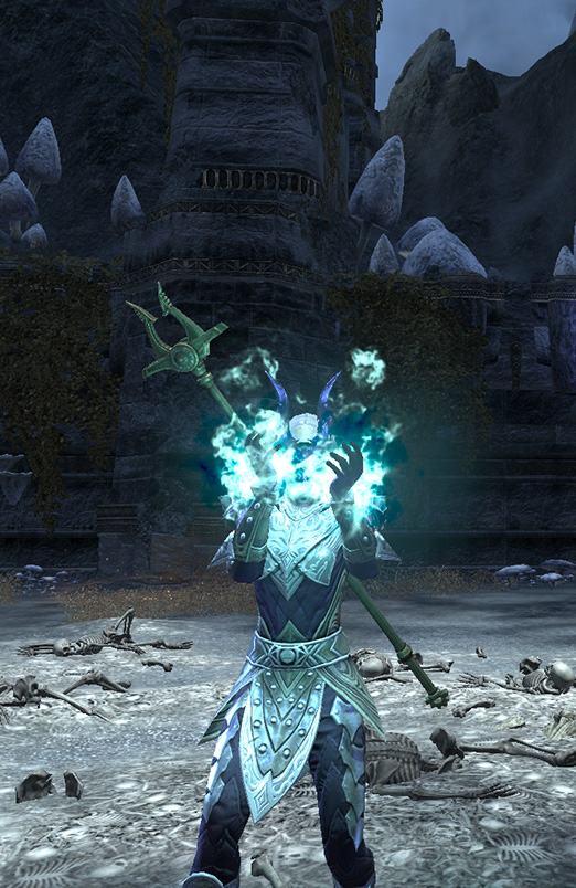 Necromancer ESO