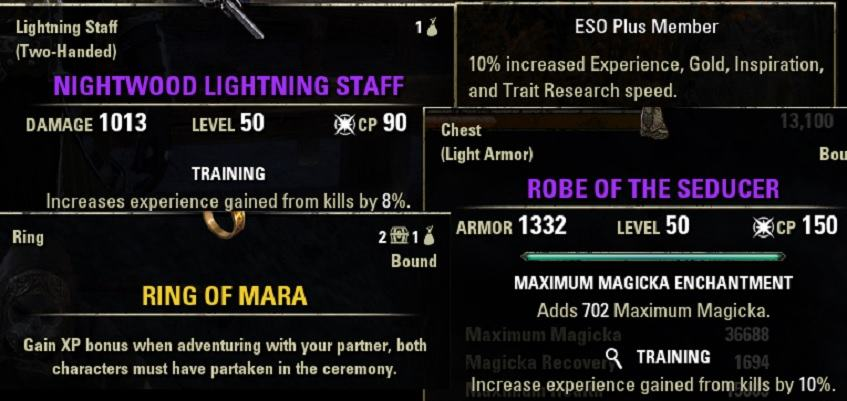 ESO Grind Guide Power Leveling & Champion Points - ESO