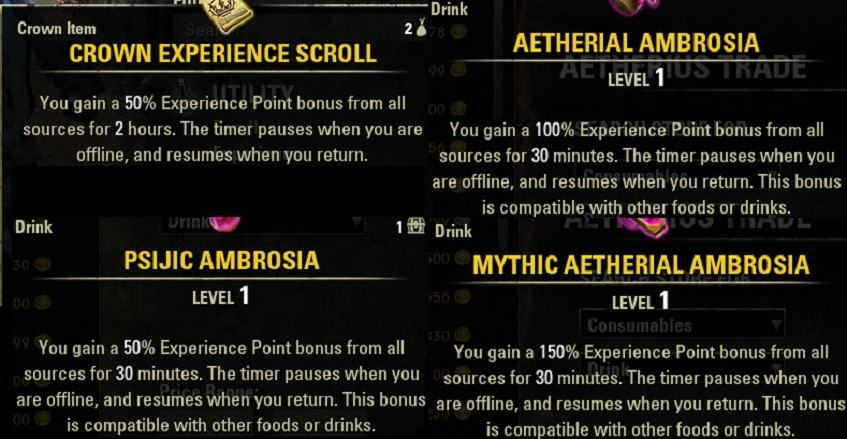 ESO Grind Guide Champion Points & Power Leveling - AlcastHQ
