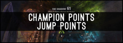 Champion Points Jump Points