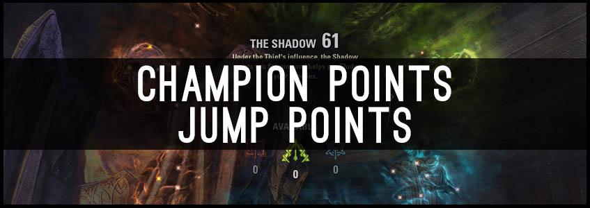Champion Points Jump Points