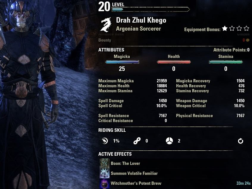 Magicka Sorcerer Beginner Guide for Elder Scrolls Online