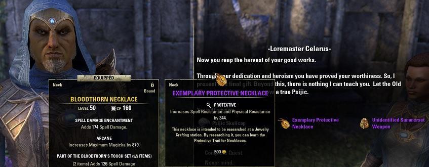 Psijic Order Leveling Guide for Elder Scrolls Online - AlcastHQ