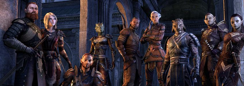 ESO Race Guide