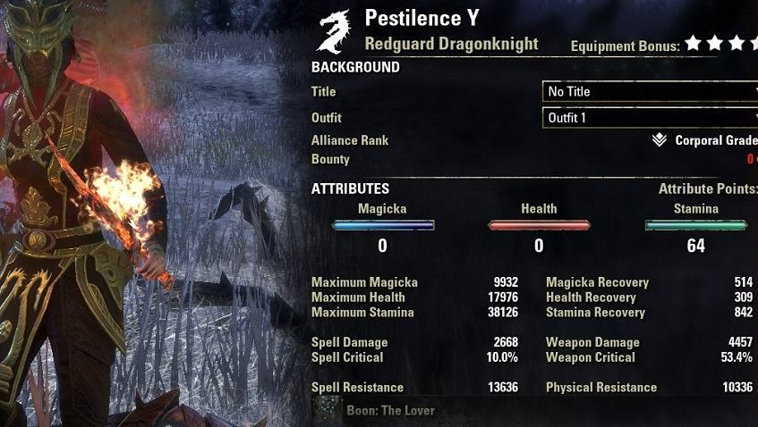 Poison Dragonknight Build PvE