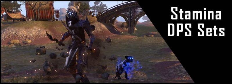 Stamina DPS Sets for Elder Scrolls Online - AlcastHQ
