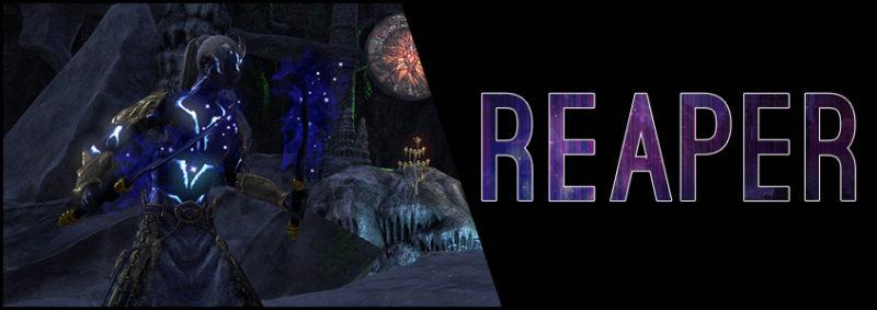 Reaper Stam Necro Build PvE