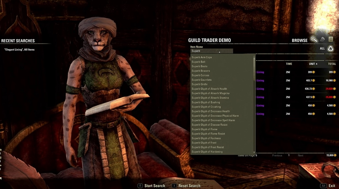 elsweyr chapter information