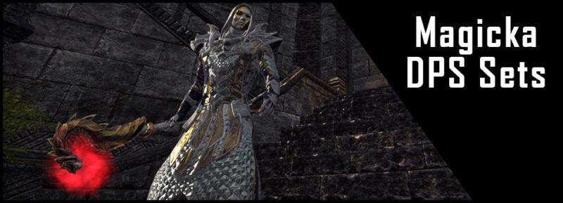 Magicka DPS Sets for Elder Scrolls Online - AlcastHQ