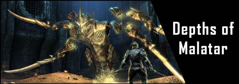 Depths of Malatar Guide for Elder Scrolls Online - AlcastHQ