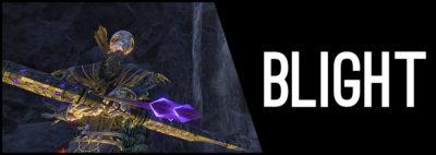 Blight Bow Necro Build 847x300