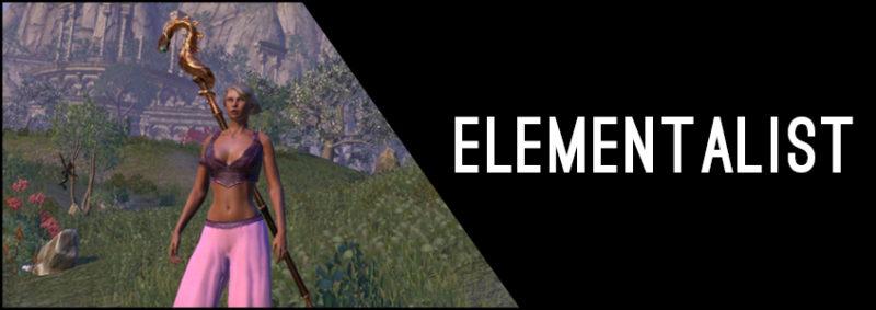 Elementalist Cyrodiil Build