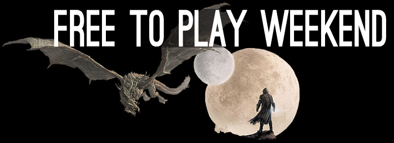 ESO Free To Play Weekend