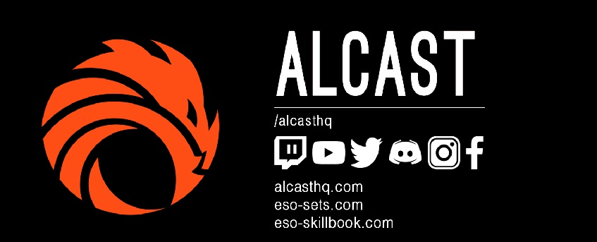 AlcastHQ Homepage  Builds & Guides for ESO - AlcastHQ