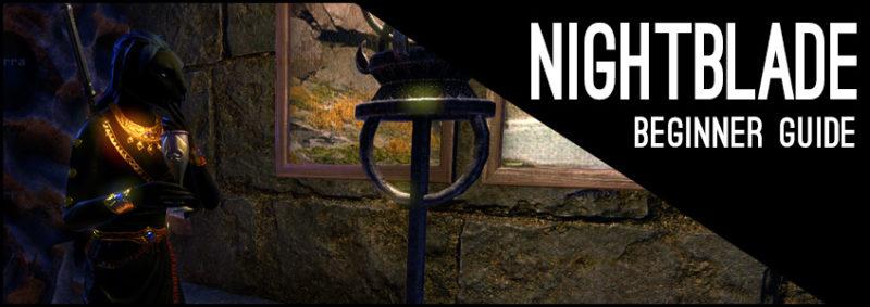Magicka Nightblade Beginner Guide