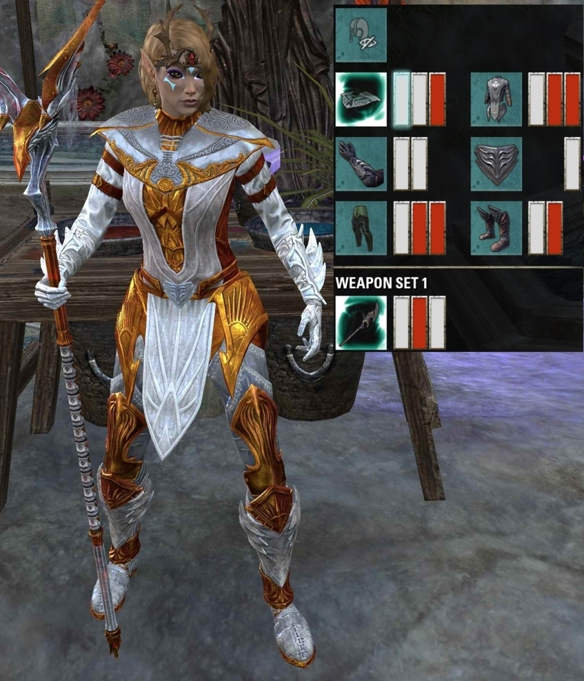 Mage Outfits for Elder Scrolls Online - AlcastHQ
