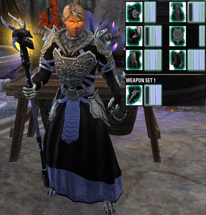 Witchmaster Outfit