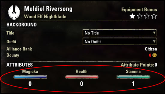 Stamina Nightblade Beginner Guide for Elder Scrolls Online - AlcastHQ