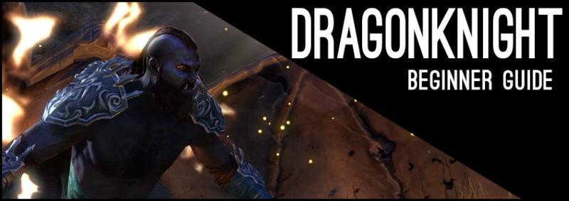 Stamina Dragonknight Beginner Guide Header