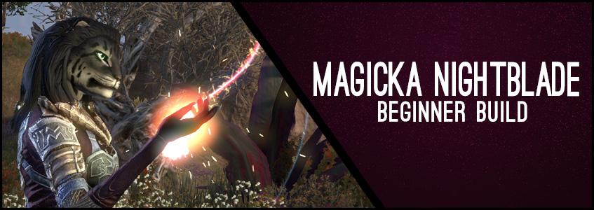 Magicka Nightblade Beginner Guide CP 160