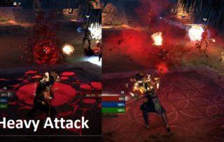Boss 2 heavy attack red ball vMF
