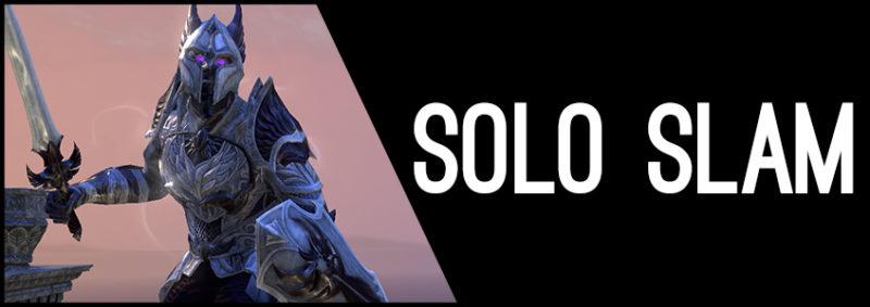 SOLO Dragonknight Build for PvE S&B+BOW Elder Scrolls Online