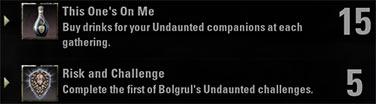 Undaunted Beginner Guide Achievements