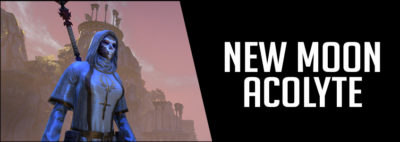New Moon Acolyte Set Banner