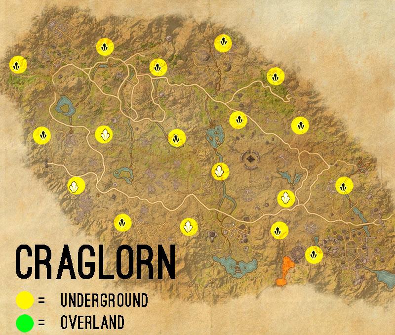 craglorn skyshards