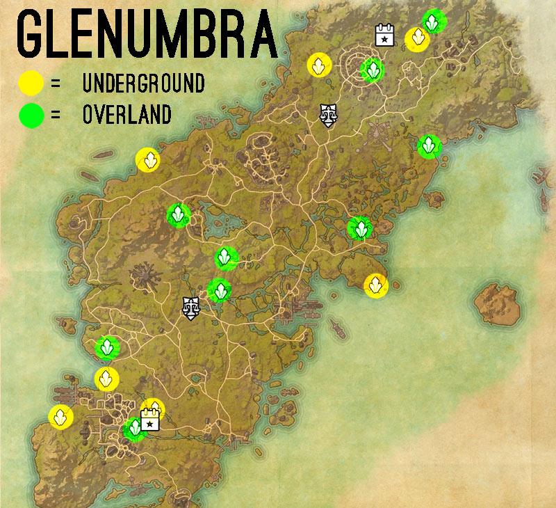 glenumbra skyshards