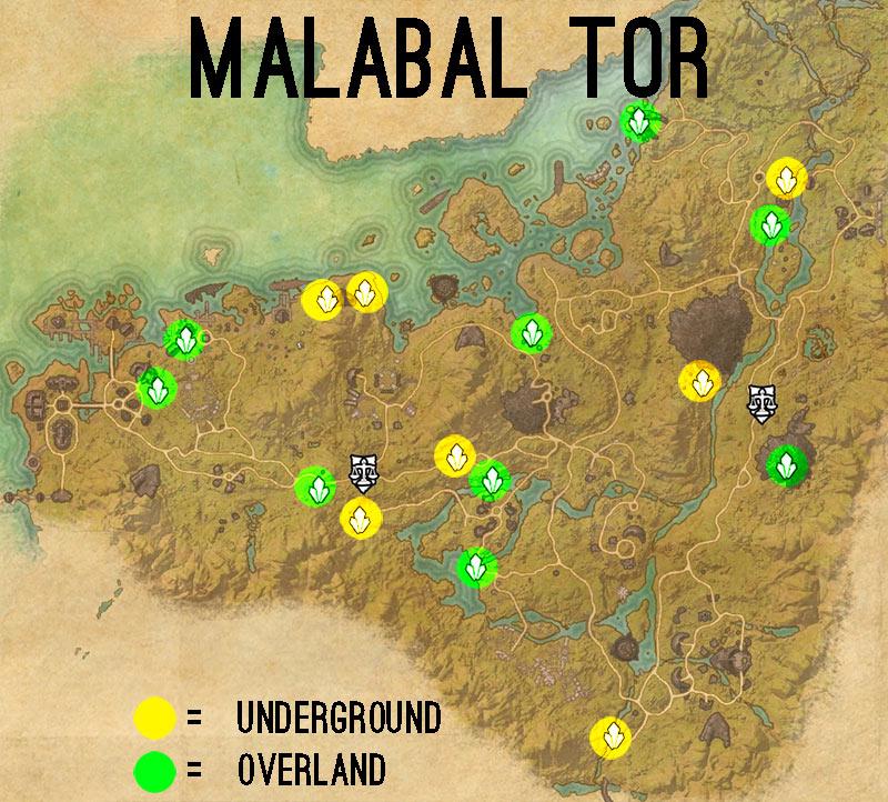 malabal tor skyshards