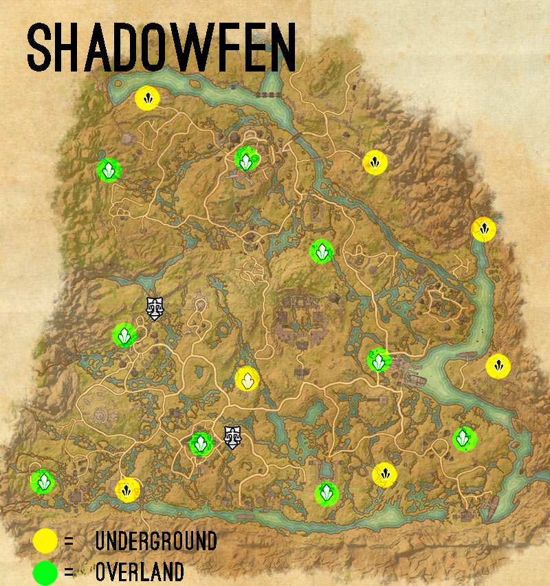 shadowfen skyshards