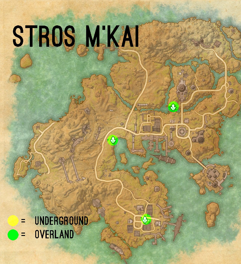stros mkai skyshards