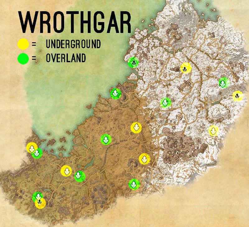 wrothgar skyshards