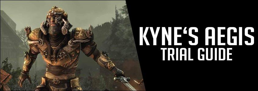 Kynes Aegis Trial Guide ESO
