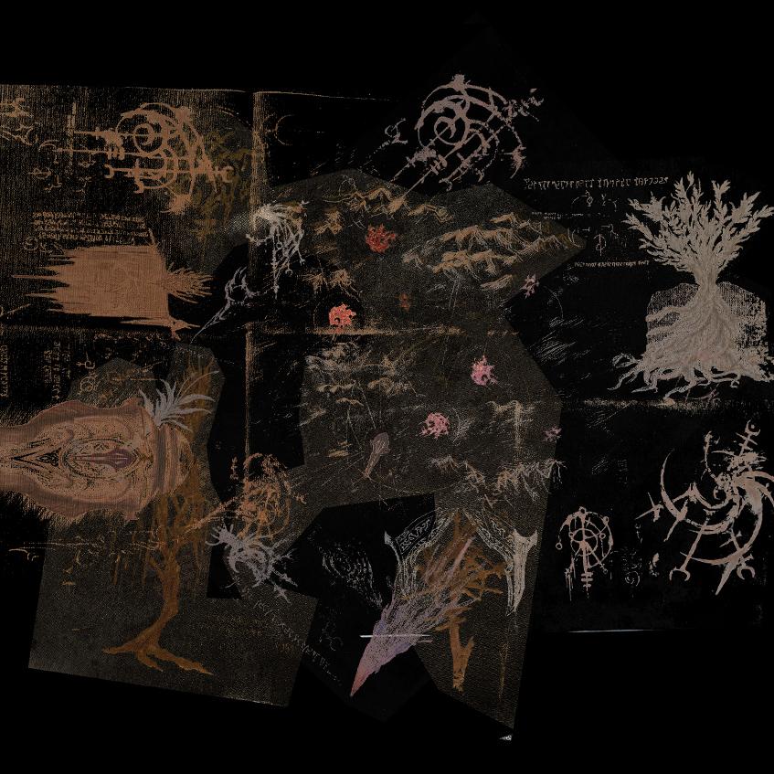 Skyrim all maps overlap black