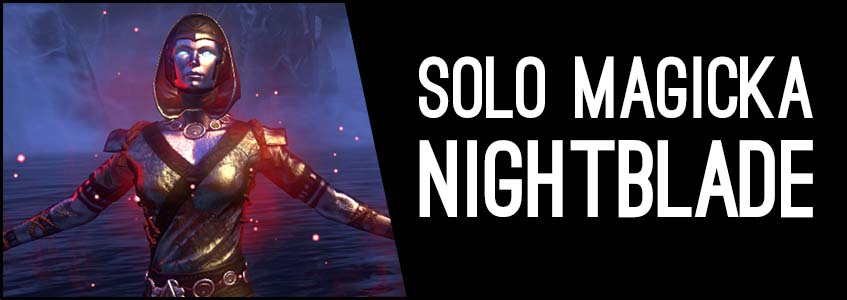 Solo magicka nightblade banner picture