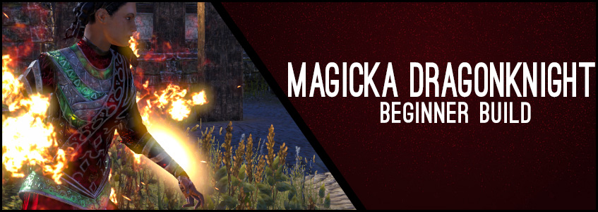 Magicka Dragonknight CP160 Header
