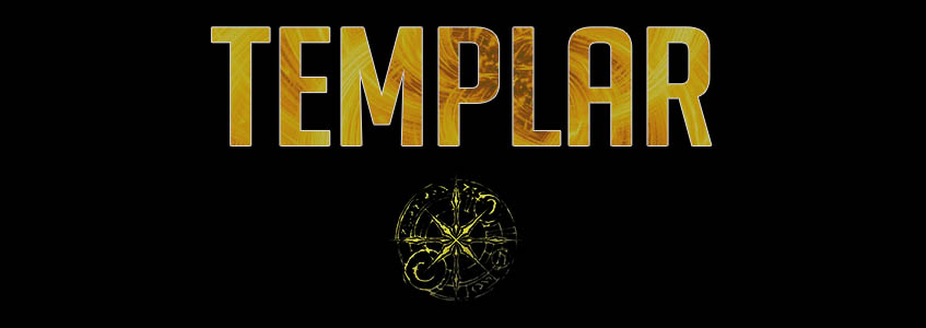 Templar Banner Picture with the Templar Symbol and Name from the Elder Scrolls Online ESO