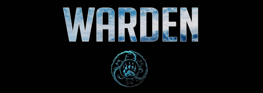 Warden Banner Picture of the Warden Symbol from ESO
