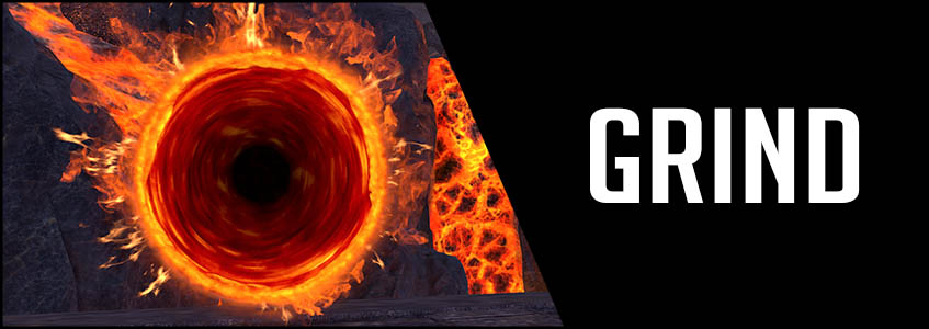 ESO Grinding, ESO Grind Guide Banner