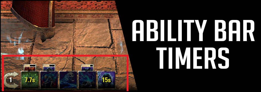 Ability Bar Timers Banner Image ESO